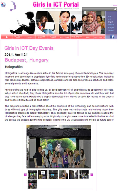 Girls'Day 2014